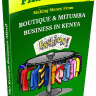 Fashion Business: Boutique and Mitumba Business in Kenya