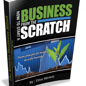 How to start a business from scratch.